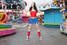 Hullywood Icon Number 4 Film: Wonder Woman Location: Hull Fair, Walton Street.