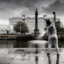Hullywood Icon number 6 Film: Rocky Location: Queen's Gardens.