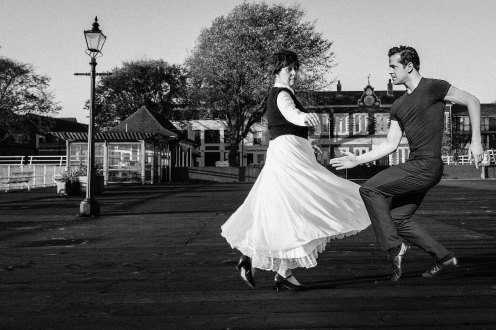 Hullywood Icon number 18 Film: An American in Paris Location: Jetty near Minerva.