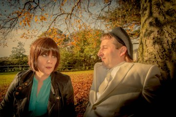 Hullywood Icon numbers 31 and 32 Film: Gregory's Girl Location: Hessle Country Park.