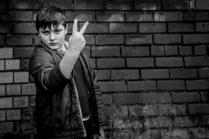 Hullywood Icon number 72 Film: Kes Location: Hull back street near Camilla's House.