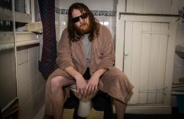 Hullywood Icon number 80 Film: The Big Lebowski Location: Zeb's bathroom.