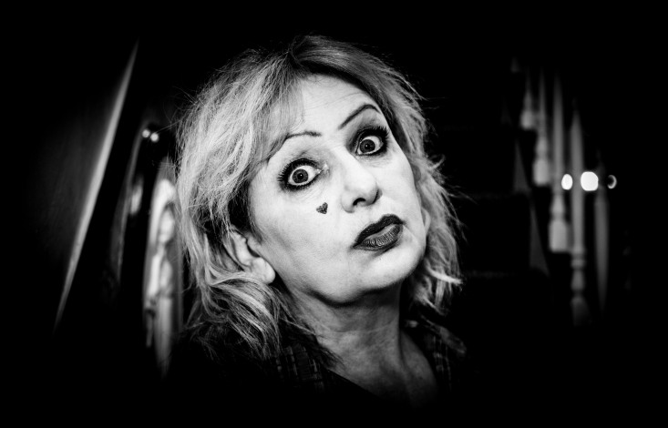 Hullywood Icon number 91 Film: What Ever Happened to Baby Jane? Location: Carol's House, East Hull.