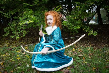 Hullywood Icon number 103 Film: Brave Location: Pearson Park.