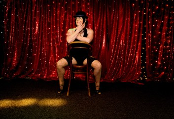 Hullywood Icon number 123 Film: Cabaret Location: Ryders Club, Coltman Street.