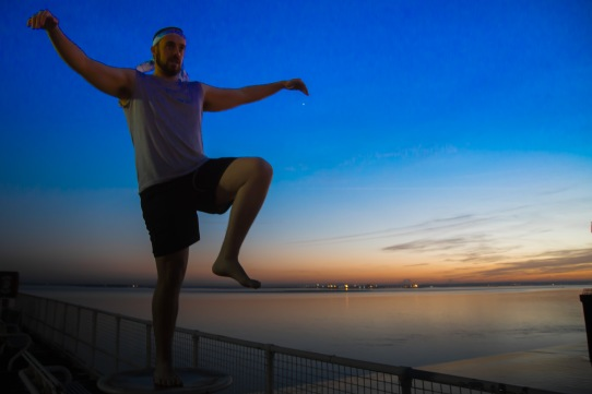 Hullywood Icon number 162 Film: The Karate Kid Location: Hull Marina.