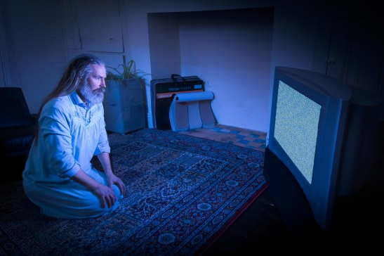 Hullywood Icon number 169 Film: Poltergeist Location: Robert Jamieson's flat Park Avenue, Hull.