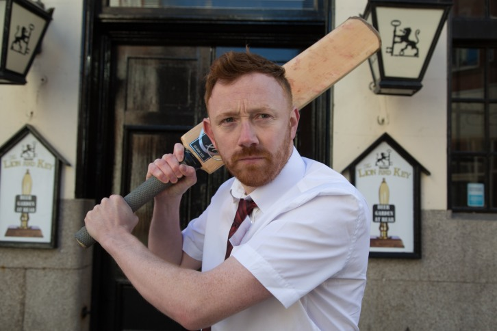 Hullywood Icon number 129 Film: Shaun of the Dead Location: Lion and Key.