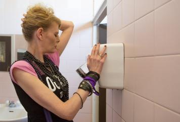 Hullywood Icon number 130 Film: Desperately Seeking Susan Location: Humber Social Club.